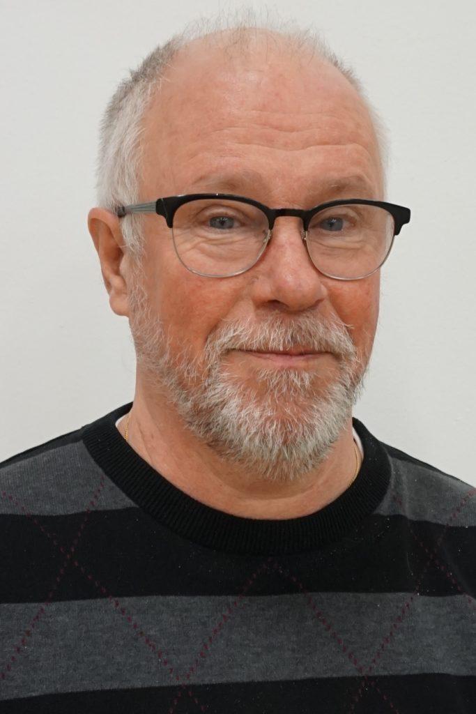 Porträttbild Alf Ekelund