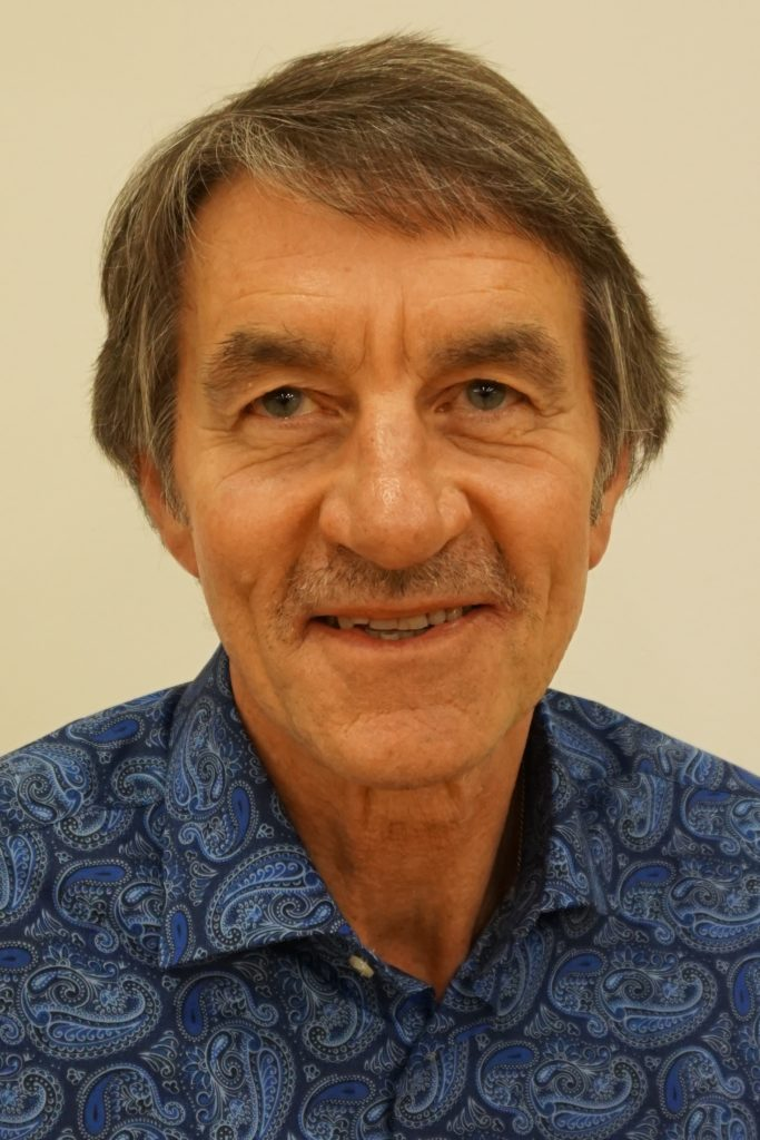 Porträttbild Evert Lindén
