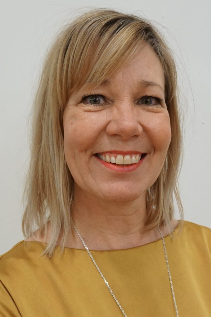 Porträttbild Jannica Nilsson