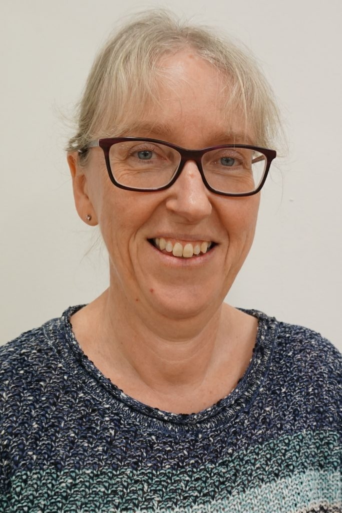 Porträttbild Karin Magnusson