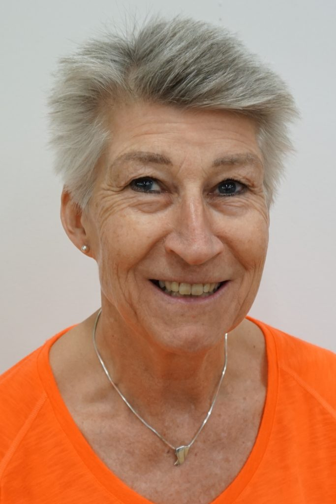 Porträttbild Margareta Mannerfelt