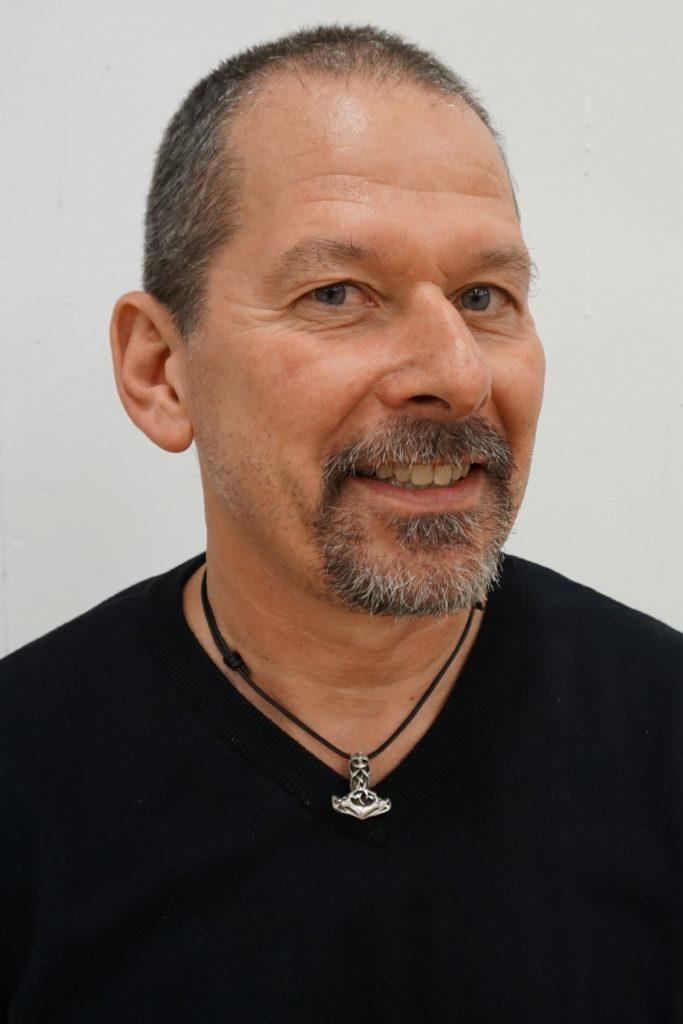 Porträttbild Mats Lindblad