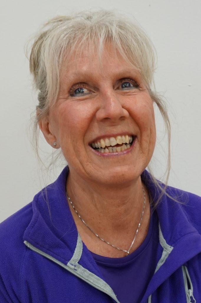 Porträttbild Pia Fagerström