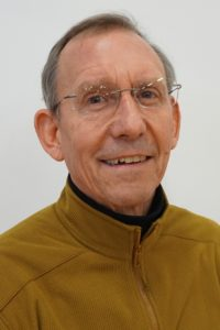 Porträttbild Stefan Fagerström
