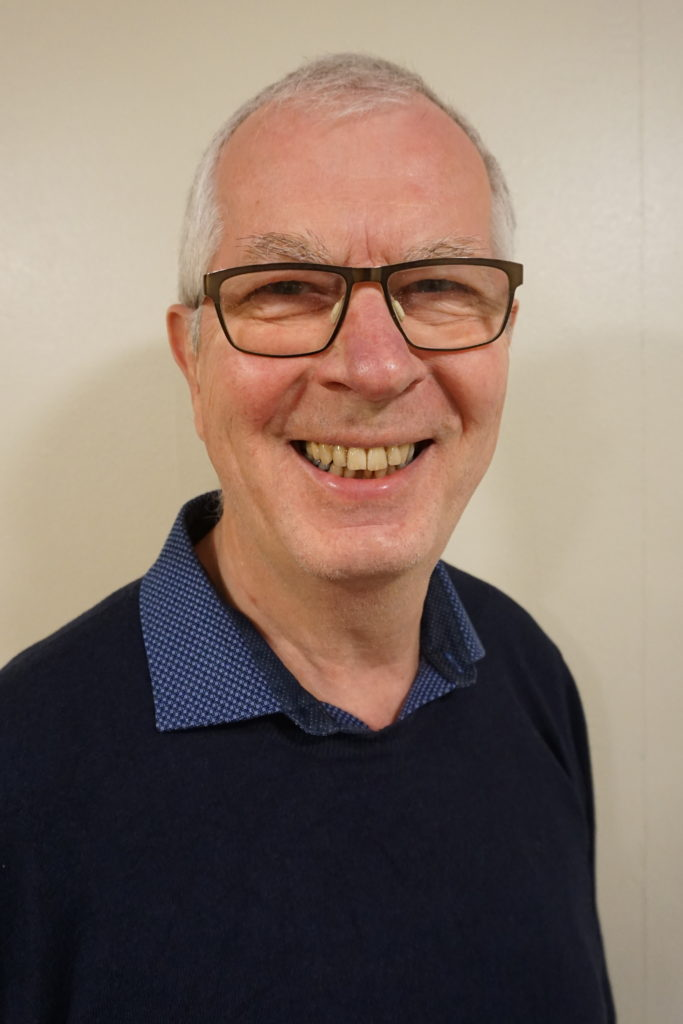 Porträttbild Anders Löfgren