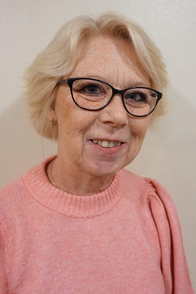 Porträttbild Marie Löfgren