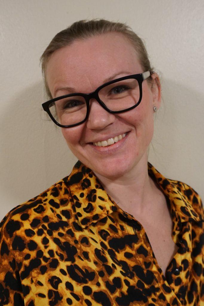 Porträttbild Minnie Sjostedt